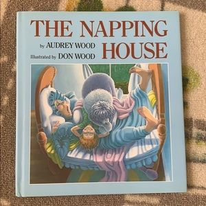 The Napping House by Audrey Wood Hardcover